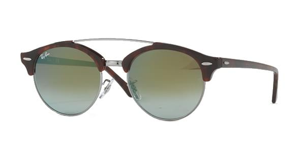Gafas de Sol Ray-Ban RB4346 Clubround Double Bridge 62519J