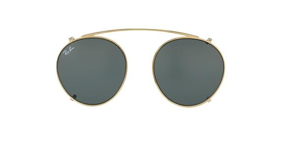 Image of Occhiali da Sole Ray-Ban RX2447C Clip On 250071