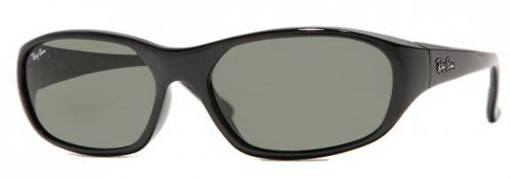 d405524560 Ray-Ban RB2016 Daddy-O 601 Sunglasses in Black