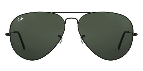 929a5343551 Ray-Ban RB3026 Aviator Large Metal II L2821 Sunglasses Black ...