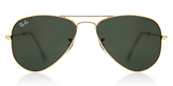 29719be8df Ray-Ban RB3044 Aviator Small L0207 Sunglasses Gold