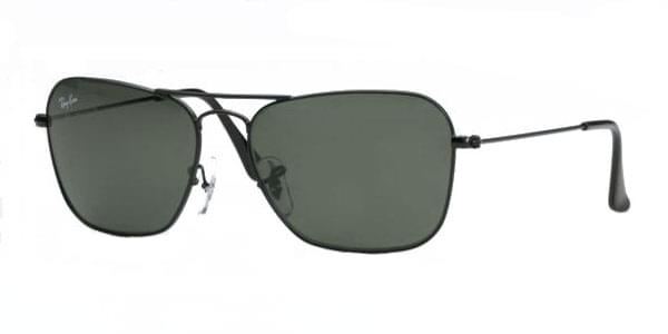 fd55f0021f4 Ray-Ban RB3136 Caravan 006 Sunglasses Black