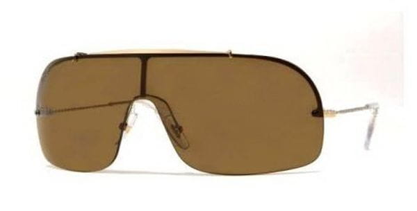 e29713a310 Ray-Ban RB3160 Wings II 001 Sunglasses in Gold