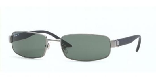 d216df23722 Ray-Ban RB3256 004 58 Sunglasses Grey