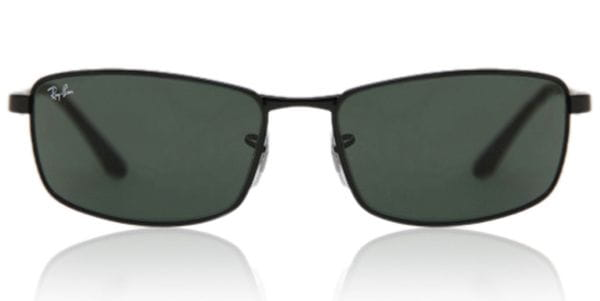 28d6d83451 Ray-Ban RB3498 Active Lifestyle 002 71 Sunglasses Black ...