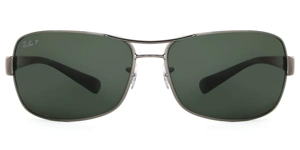 Óculos de Sol Ray-Ban RB3379 Active Lifestyle Polarized 004 58 Cinza ... cf807441ba