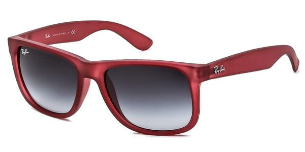 903dab1537 Ray-Ban RB4165 Justin Color Mix 6003 8G Sunglasses in Red ...
