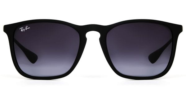 ce5ad80013b Ray-Ban RB4187 Chris 622 8G Sunglasses Black