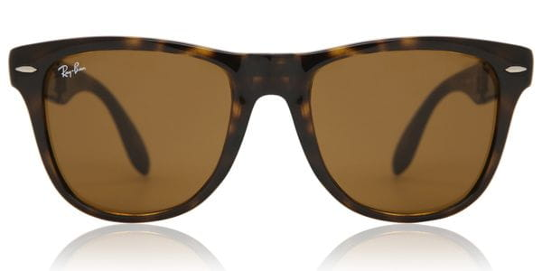 97f55cfa81 Lentes de Sol Ray-Ban RB4105 Wayfarer Folding 710 Carey ...