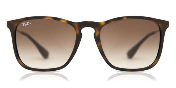 17d6d0d9424 Ray-Ban RB4187 Chris 856 13 Sunglasses Tortoise
