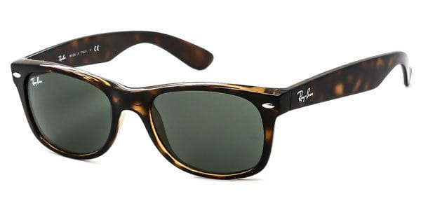 c21e65f7a63 Ray-Ban RB2132 New Wayfarer 902 Sunglasses Tortoise