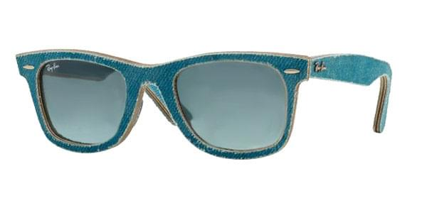Gafas de Sol Ray-Ban RB2140F Original Wayfarer Denim Asian Fit 11644M