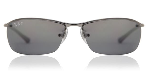 dac029a1b1 Ray-Ban RB3183 Active Lifestyle Polarized 004 82 Sunglasses Silver ...