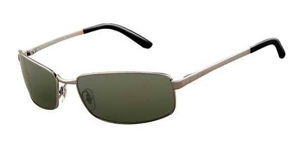 e6a9e9c6ee Ray-Ban RB3194 Polarized 004 9A Sunglasses in Grey
