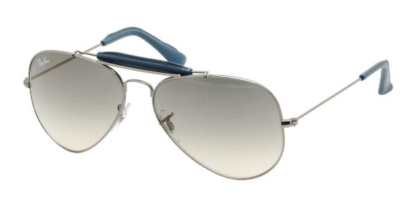 5408d44f011 Ray-Ban RB3422Q Craft Outdoorsman 109 32 Sunglasses in Blue ...