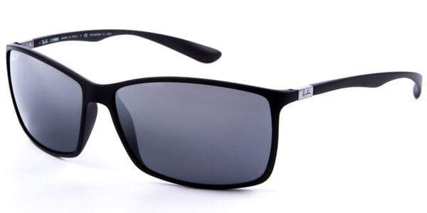 a7a0fe84cb1 Ray-Ban RB4179 LiteForce Polarized 601S82 Sunglasses Black ...