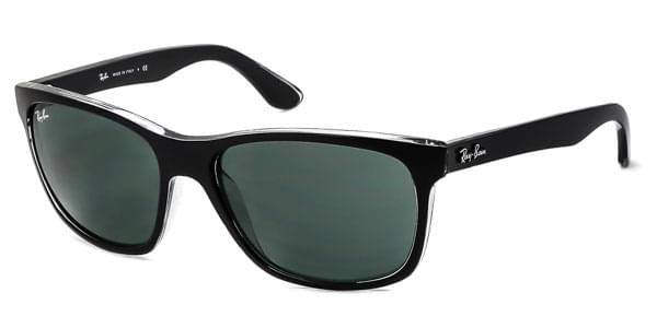 10f31967d4 Ray-Ban RB4181 Highstreet 6130 Sunglasses Clear