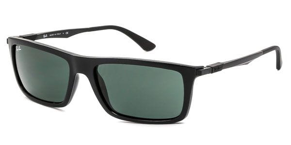 c23cb1e367 Ray-Ban RB4214 Active Lifestyle 601 71 Sunglasses Black ...