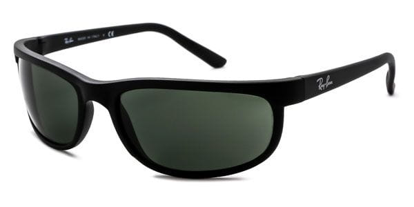 12e29aba1e Ray-Ban RB2027 Predator 2 W1847 Sunglasses Black