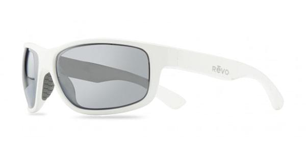 743eaf8c65 Revo RE1006 BASELINER SERILIUM Polarized 09 GY Sunglasses in White ...