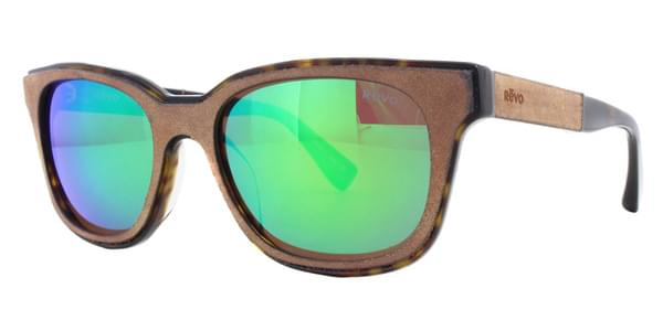 Image of Occhiali da Sole Revo RE1007 DRAKE Polarized 02 GGN