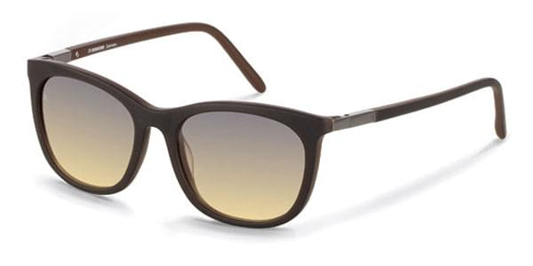 515088ab3d Rodenstock R3259 B Sunglasses in Brown