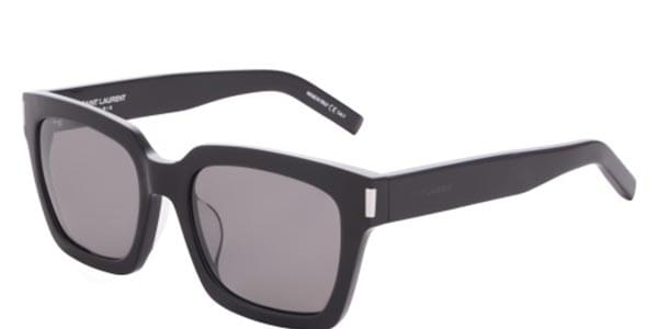 4cd383ef421 Saint Laurent BOLD 1 K 001 Sunglasses Black