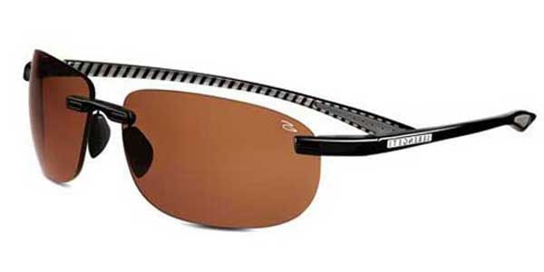 50514697e8ae Serengeti Cielo 7473 Sunglasses in Black | SmartBuyGlasses USA