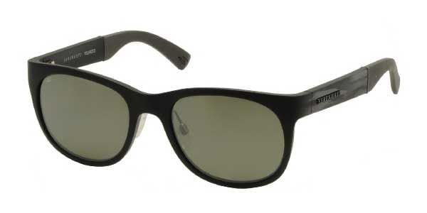 a27b27663ae Serengeti Milano Polarized 7660 Sunglasses in Black ...