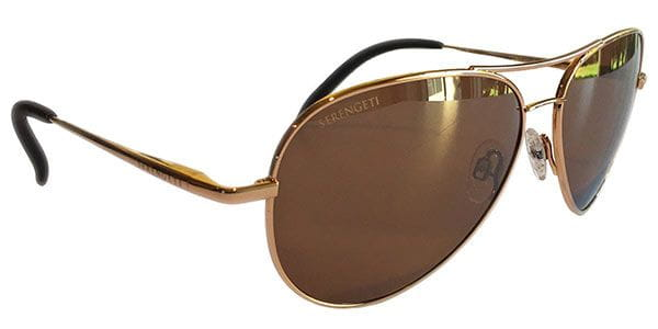 1ee958d8b76c Serengeti Carrara 8547 Sunglasses in Silver | SmartBuyGlasses USA