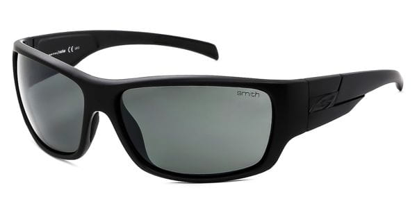af8bc85813 Smith FRONTMAN Polarized C58 XN Sunglasses Black