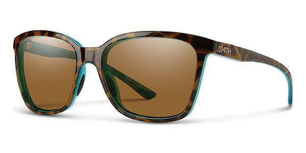 9955dbbc3b Smith SMITH COLETTE N Polarized IPR L5 Sunglasses in Tortoise ...