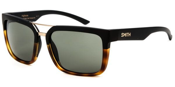 335ecbdb41 Smith HIGHWIRE GVS PX Sunglasses in Tortoise