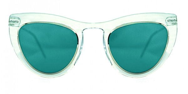 Spitfire Outward Urge Tr90 Clear/Turquoise