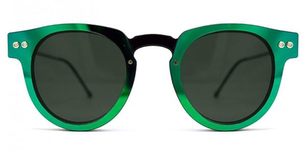 16332e7f3eab Spitfire Sharper Edge Select Double Lens Black Green Mirror Black Sunglasses