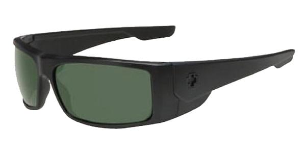 f4cc9fb902 Spy KONVOY Polarized Matte Black-Happy Grey Green Polar Sunglasses ...