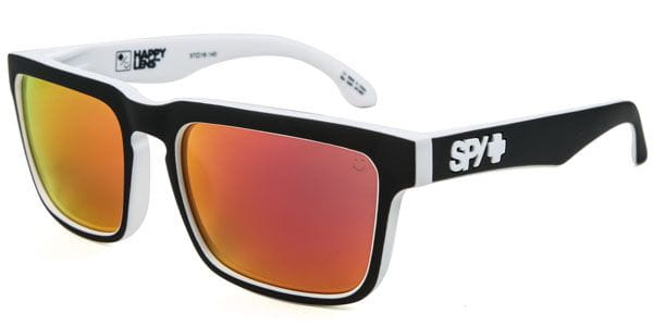 f8d3c81824 Spy HELM WHITEWALL - HAPPY GREY GREEN W  RED SPECTRA Sunglasses ...
