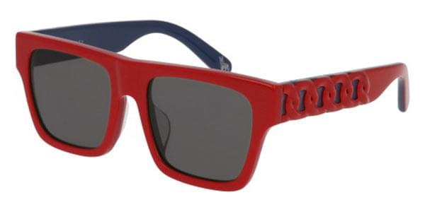9ccdc51a674 Stella McCartney SK0028SA Asian Fit Kids 004 Sunglasses Red ...
