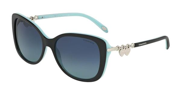 7940d4c6cba7 Tiffany & Co. TF4129F Asian Fit 80559S Sunglasses Black | SmartBuyGlasses South  Africa