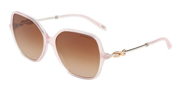 0610faaef9f32 Óculos de Sol Tiffany   Co. TF4145B 82453B Rosa