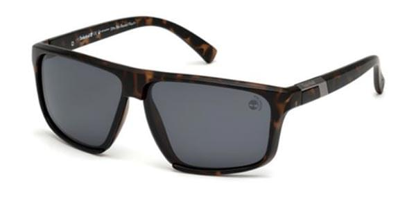 8a22cd7726 Timberland TB9135 Polarized 52D Sunglasses Tortoise ...