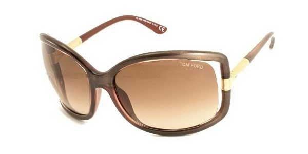 Óculos de Sol Tom Ford FT0211 59F Bordô   OculosWorld Brasil b455abab75