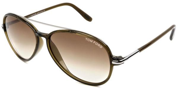 d4c721a8507 Tom Ford FT0149 RAMONE 48F Sunglasses Silver