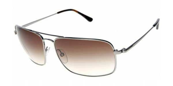 e0d805b881c Tom Ford FT0190 GREGOIRE 10F Sunglasses in Silver