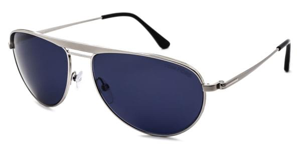 18199bc8d60 Tom Ford FT0207 WILLIAM 17V Sunglasses Silver