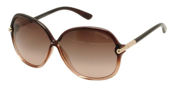 47d4f01d5080 Tom Ford FT0224 ISLAY 50F Sunglasses in Gold