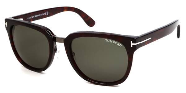 6b0b7a7e991fd Óculos de Sol Tom Ford FT0290 ROCK 52N Bordô   OculosWorld Brasil