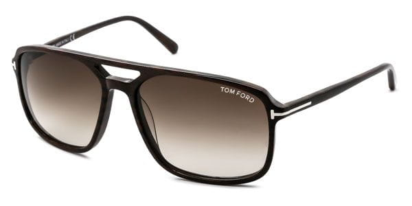 76b1aa7368143 Tom Ford FT0332 TERRY 50K Sunglasses Brown