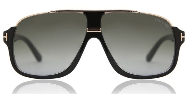 48788cce911d6 Óculos de Sol Tom Ford FT0335 ELLIOT 01P Dourado