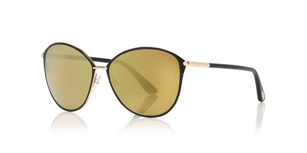 Lunettes de Soleil Tom Ford FT0320-F Asian Fit PENELOPE FLASH LENSES ... 5a631334d640